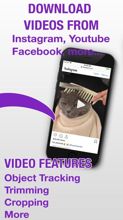Meta Meme: Video/Image Maker