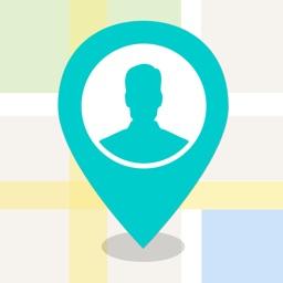 找你手机定位-查找朋友的位置