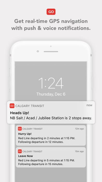 Calgary Transit screenshot-4