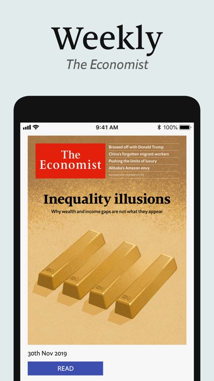 The Economist (Legacy) UK