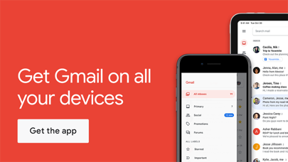Screenshot for Gmail - Email by Google in New Zealand App Store