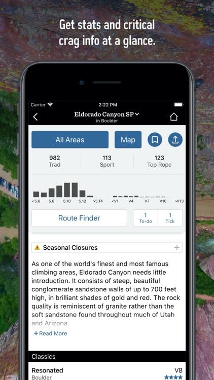 Mountain Project screenshot-4