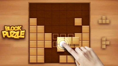 Block Puzzle Wood på PC