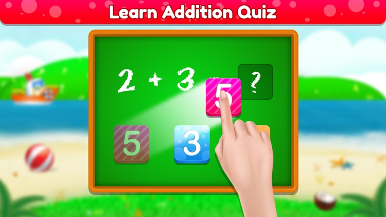 Kids Easy Math Learning Game screenshot-3