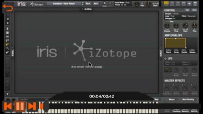 Explore Course for Iris 4
