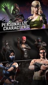 Mortal Kombat iphone images
