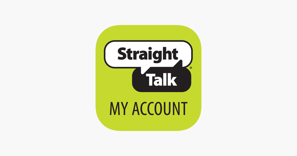 Straight Talk My Account on the App Store