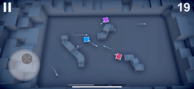 ‎Tiny Tanks! Screenshot