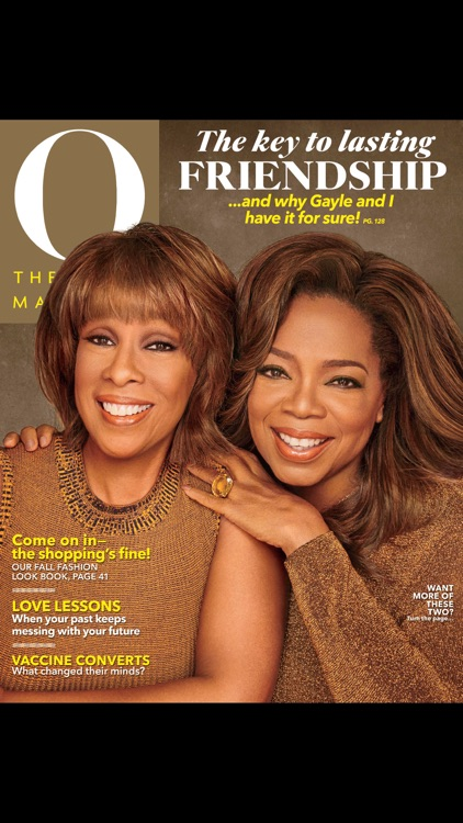 O, The Oprah Magazine US