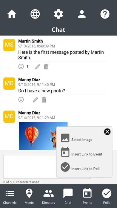 Screenshot #2 pour Northwest Balloon Club