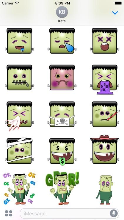 Fronkonsteen Stickers