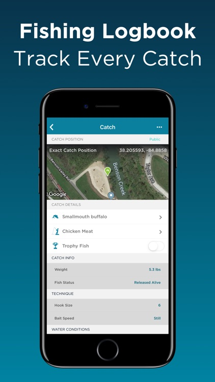FishAngler - Fishing App screenshot-4