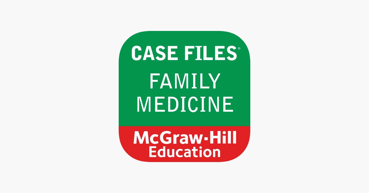 Case Files Family Medicine, 4e on the App Store