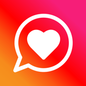 Chat, Flirt & Dating - JAUMO - Find Friends & Meet New People App not just for Singles icon