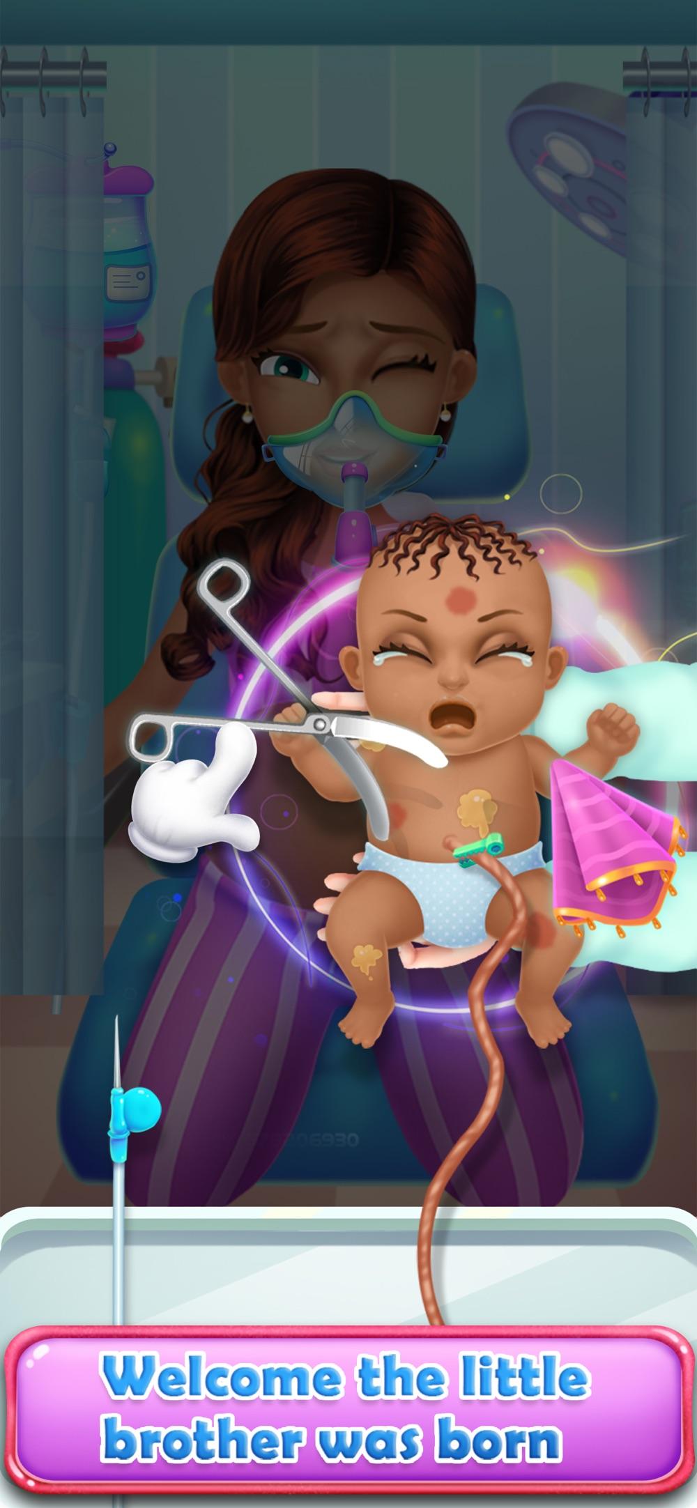 Sweet Newborn Baby Care hack tool