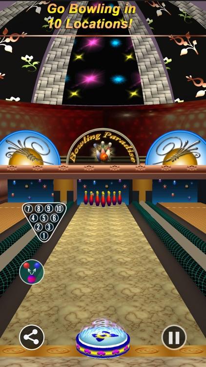 Amazing Bowling Paradise screenshot-6