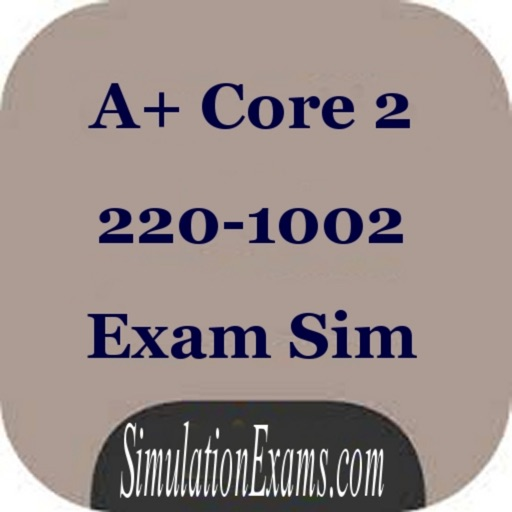 Exam SimulatorFor A+ Core 2