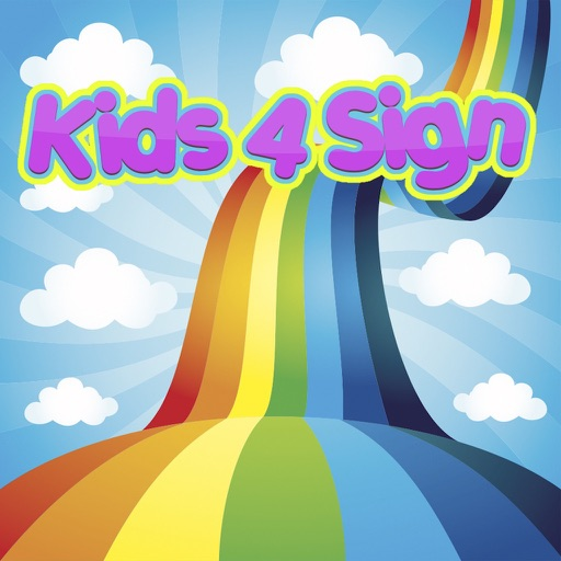 Kids4Sign Colors icon