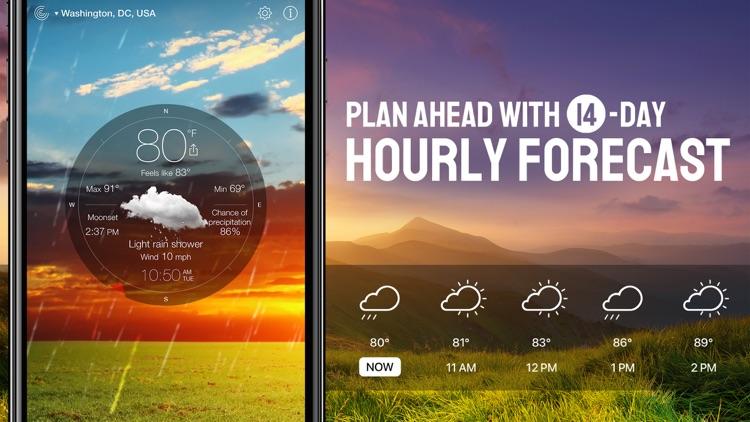 Weather Live゜ screenshot-8