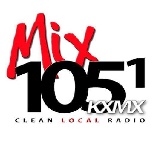 KXMX-The MIX 105.1/MixTV Ch 19
