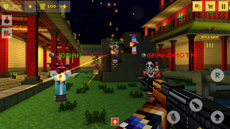 Block Force - 3D FPS Gun Shoot screenshot-4