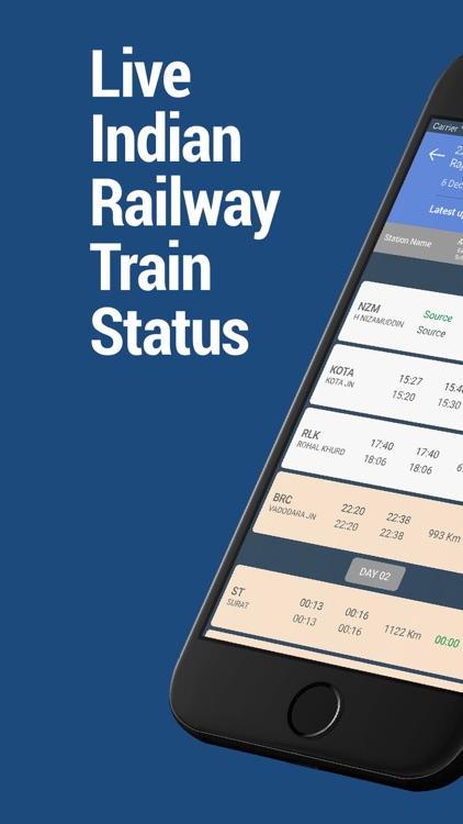 Indian Railway Train Enquiry screenshot-0