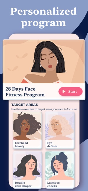 Facetory Face Yoga Exercise On The App Store