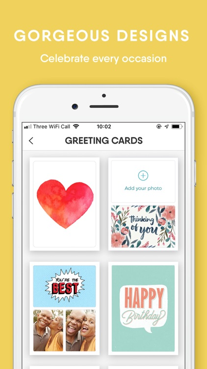 TouchNote: Cards & Gifts screenshot-4