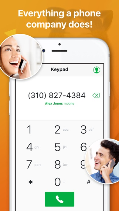 download Nextplus: Private Phone Number for PC
