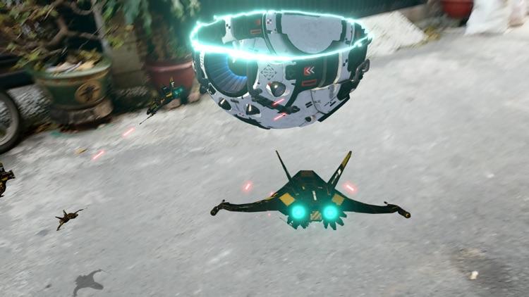 AR Space Fight screenshot-3