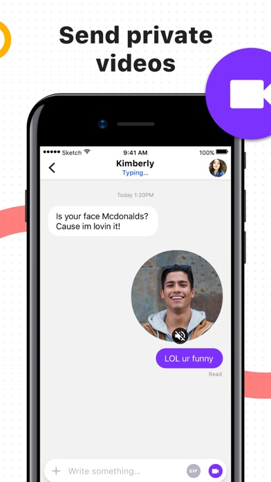 Hily - Best New Dating App Screenshot