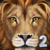 Gluten Free Games - Ultimate Lion Simulator 2 artwork
