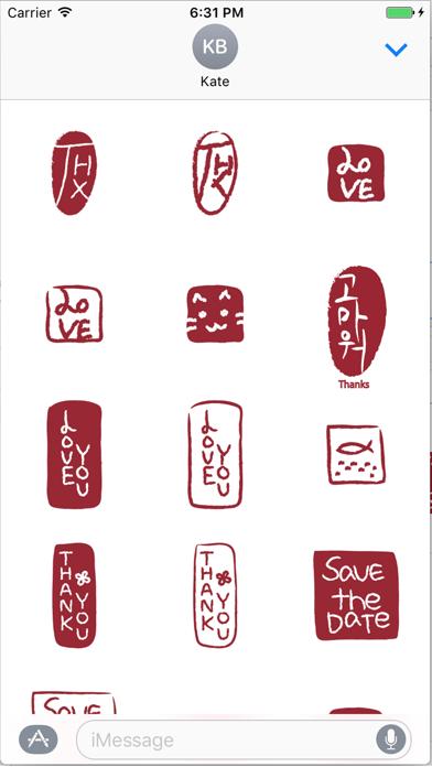 点击获取Red Seals - Asian Signatures