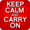 Keep Calm & Carry On:Original