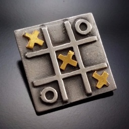 Tic Tac Toe MultiLevel