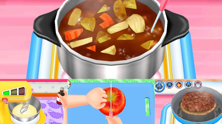 Cooking Mama: Let's cook! screenshot-0
