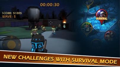 Call of Mini™ Zombies screenshot four