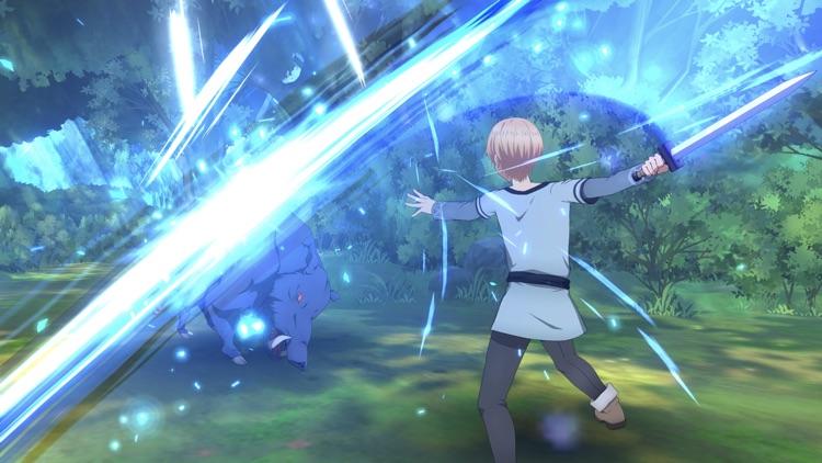 Sword Art Online screenshot-5