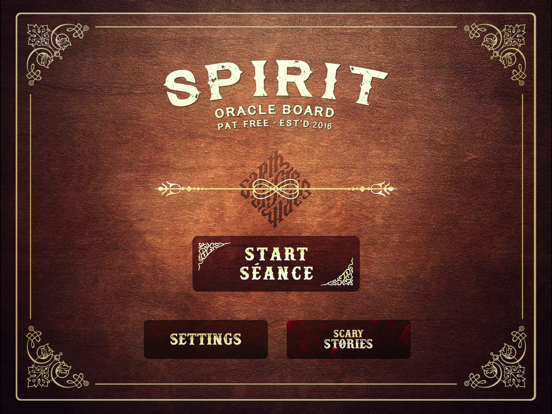 Screenshot #5 pour Spirit Board (very scary game)