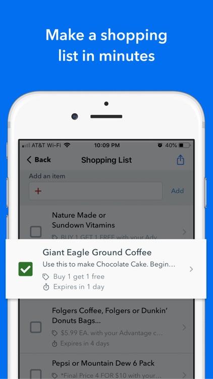 Giant Eagle screenshot-4