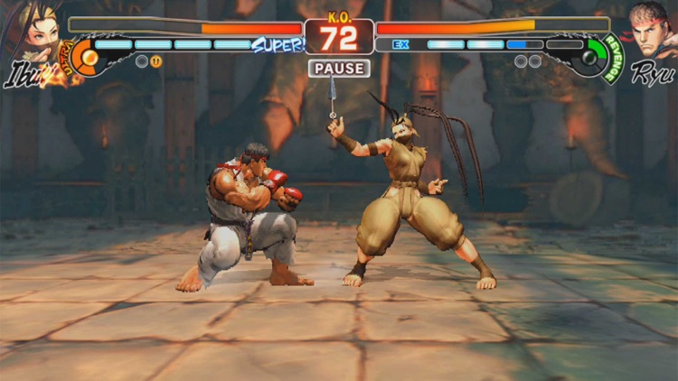 Street Fighter IV CE screenshot-7