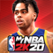 App Icon for My NBA 2K20 App in United States IOS App Store