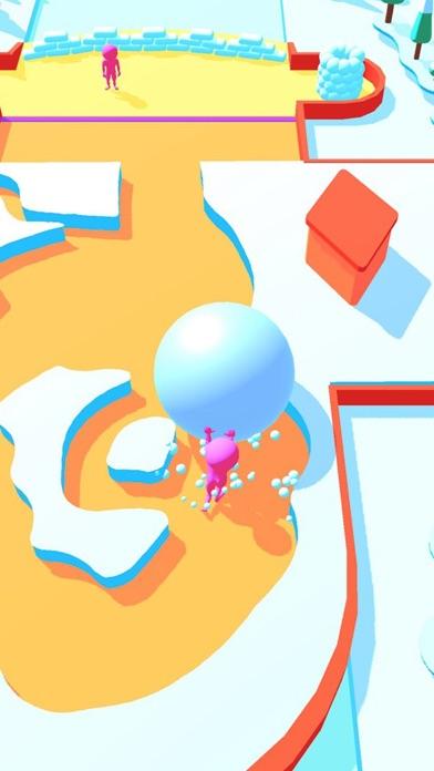 Snowball 3D screenshot 2