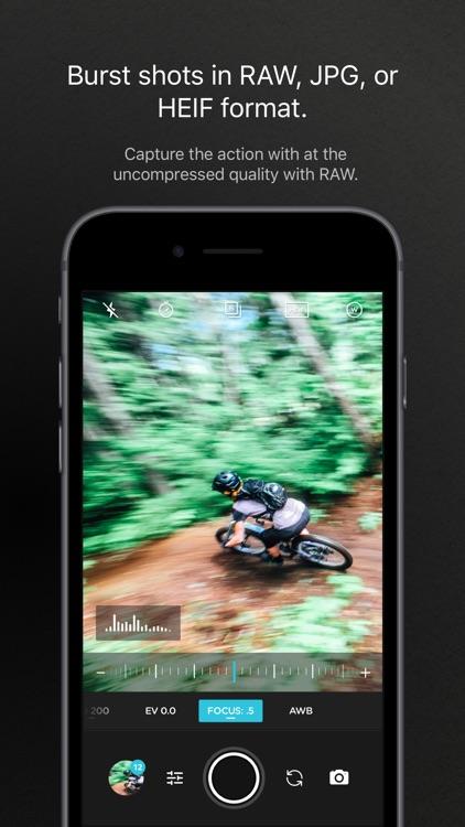 Moment - Pro Camera screenshot-3