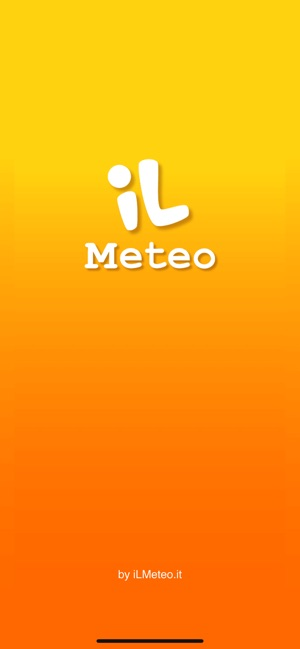 Meteo - by iLMeteo.it Screenshot