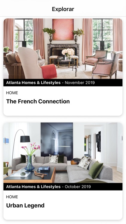 Atlanta Homes & Lifestyles screenshot-3