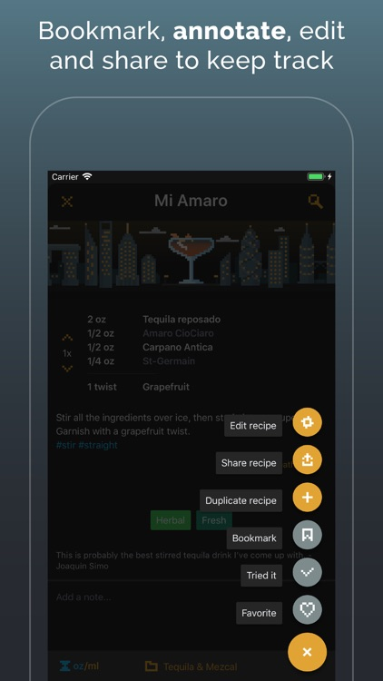 Mixel - Cocktail Recipes screenshot-7
