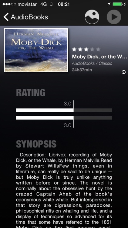 AudioBooks Listen books screenshot-3