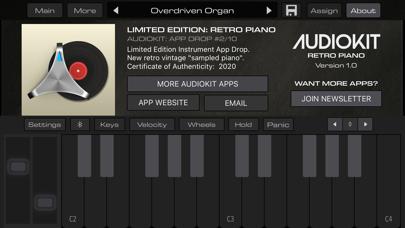 LE02 | AudioKit Retro Pianoのおすすめ画像3