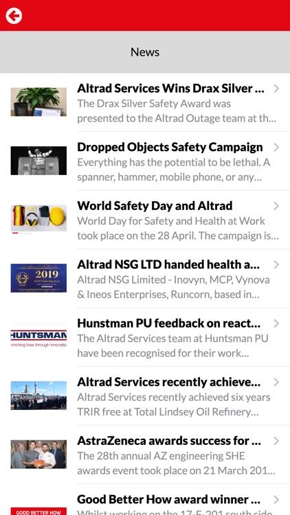 Altrad Services UK screenshot-3